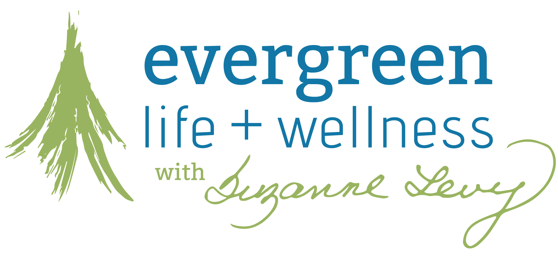 Evergreen Life & Wellness | Suzanne Levy